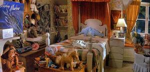 Sarah room