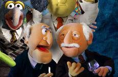Statler waldorf muppets website