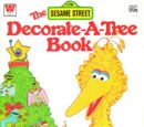 The Sesame Street Decorate-A-Tree Book