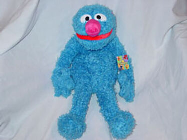 Grover puppet sesame place 2004