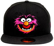 New era animal head cap