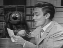 Rowlf Becomes an Air Force Recruiter