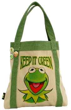 File:Kermit green tote bag.jpg