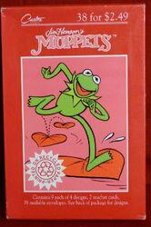 Muppet valentine carlton