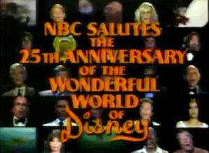 NBC25thWWDisneytitle