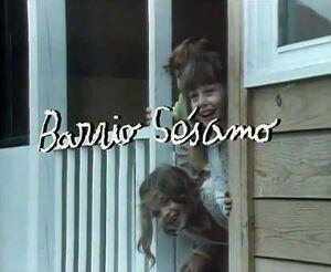BARRIO-SESAMO (SPAIN)