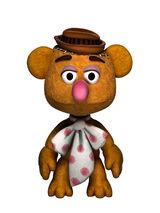 Muppets 1 fozzy bear 1 658912