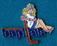 Hockey pin washington capitals