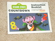 Sesame Street Countdown manual