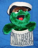 Applause oscar can puppet