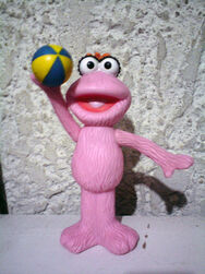Lola figurine