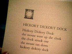 HickoryDickory-Printing