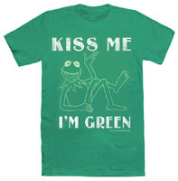 KissMeI'mGreen-Kermit-MuppetShirt-(2011)