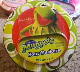 Muppet mints kermit
