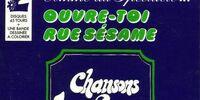 1, Rue Sésame Discography