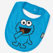 Mono comme ca ism japan 2013 bib cookie monster