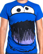 Belt Cookie Monster Tee