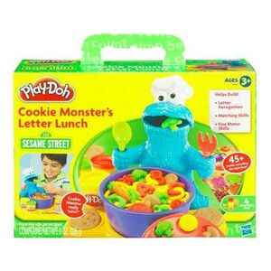 Play-Doh.Sesame.Street.Cookie.Monsters.Letter.Lunch