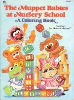 ColoringBook1985MupBabNurserySchool
