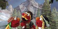 Elmo Goatherd Family