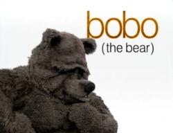 Muppetism Bobo the bear