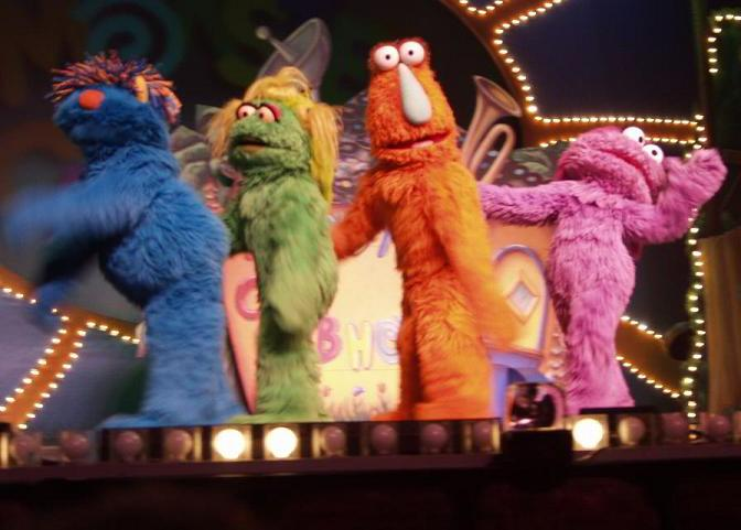 Monster Clubhouse Walk Around Characters Muppet Wiki