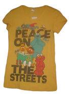 Tshirt-peaceonstreets