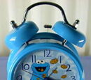 Sesame Street clocks (Vandor)