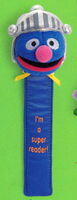 Gund 2005 bookmark super grover
