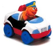 Matchbox ernie's police car
