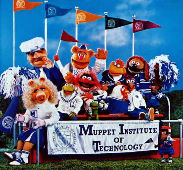 The Muppet Institute Of Technology