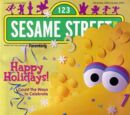 Sesame Street Magazine (Dec 2004 - Jan 2005)