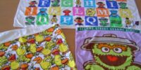 Sesame Street towels (Japan)