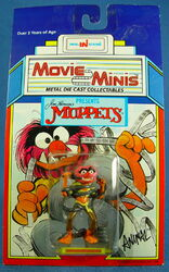 Movie minis 1988 animal