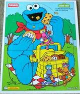 Playskool1994CookieMonstersPicnic8pcs