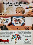 Muppet underwear (Fruit of the Loom)