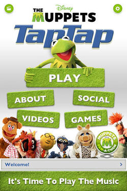 TapTapMuppets