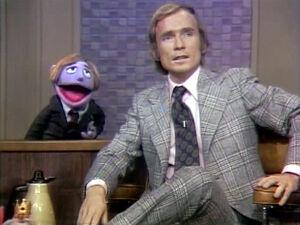 Dick Cavett Muppet
