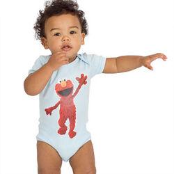 AmericanApparel-Elmo-Toddler-SSOnePiece
