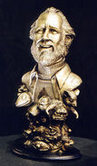 Hensonbust-bronzed