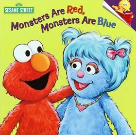 MonstersAreRedMonstersAreBlue