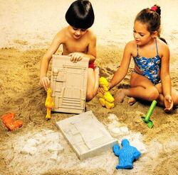 Ideal sand mold 1