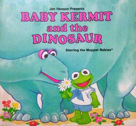 Kermit-dinosaur