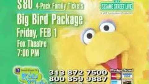 Sesame Street Live 2008 - Elmo Makes Music!