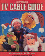 Syracuse Herald TV Guide Dec 24-30 1989
