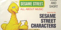 Sesame Street Characters: Long and Short