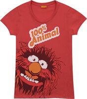 100PercentAnimal-Junior-MuppetShirt