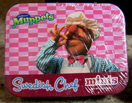 Muppet mints swedish chef