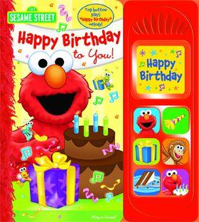 HappyBirthdayToYouBook
