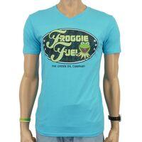Logoshirt 2011 froggie fuel